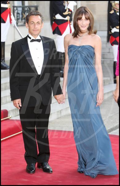 Nicolas Sarkozy, Carla Bruni - Parigi - 22-06-2009 - Le dive amano i potenti? Forse è il contrario