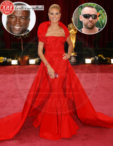 Seal, Heidi Klum - Hollywood - 24-02-2008 - Famiglie vip: quanti padri per una sola mamma
