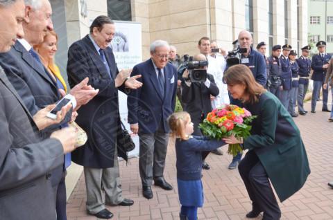 Principessa Carolina di Monaco - Genova - 14-02-2014 - Jovanotti, concerto a sorpresa per i piccoli pazienti del Meyer