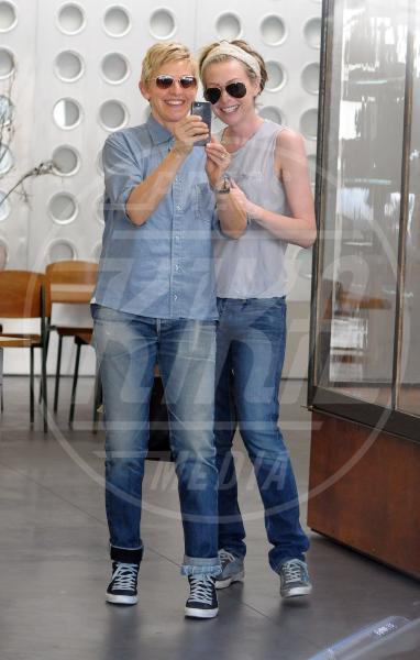 Ellen DeGeneres, Portia De Rossi - Los Angeles - 14-02-2014 - Cara, Michelle e le altre: quando lei & lei sono in coppia