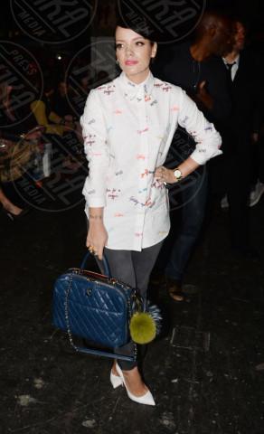 Lily Allen - Londra - 15-02-2014 - Bianca, colorata o fantasia: qual è la tua camicia?