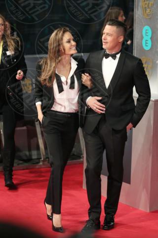 Angelina Jolie, Brad Pitt - Londra - 16-02-2014 - Addio Brangelina: Jolie ha chiesto il divorzio da Brad Pitt