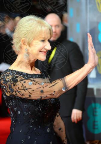 Helen Mirren - Londra - 16-02-2014 - Bafta 2014: i Brangelina in doppio smoking