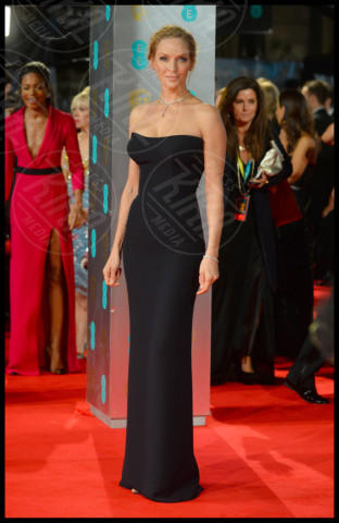 Uma Thurman - Londra - 16-02-2014 - Bafta 2014: i Brangelina in doppio smoking