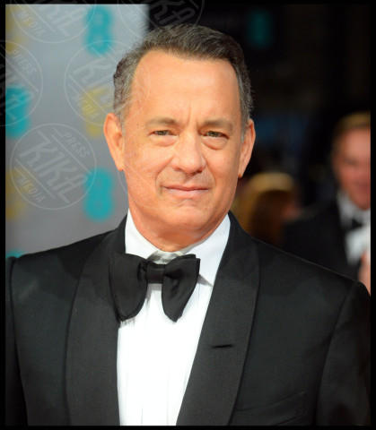Tom Hanks - Londra - 16-02-2014 - Bafta 2014: i Brangelina in doppio smoking