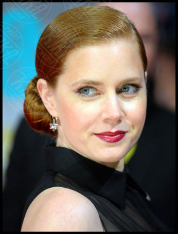 Amy Adams - Londra - 16-02-2014 - Bafta 2014: i Brangelina in doppio smoking