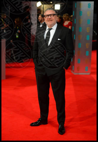 Ray Winstone - Londra - 16-02-2014 - Bafta 2014: i Brangelina in doppio smoking