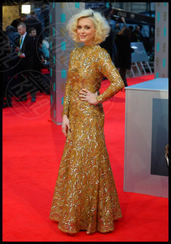 Fearne Cotton - Londra - 16-02-2014 - Bafta 2014: i Brangelina in doppio smoking