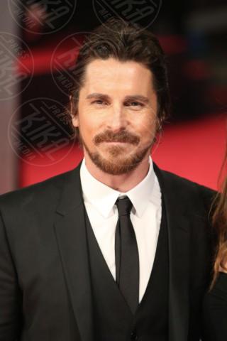 Christian Bale - Londra - 16-02-2014 - Bafta 2014: i Brangelina in doppio smoking