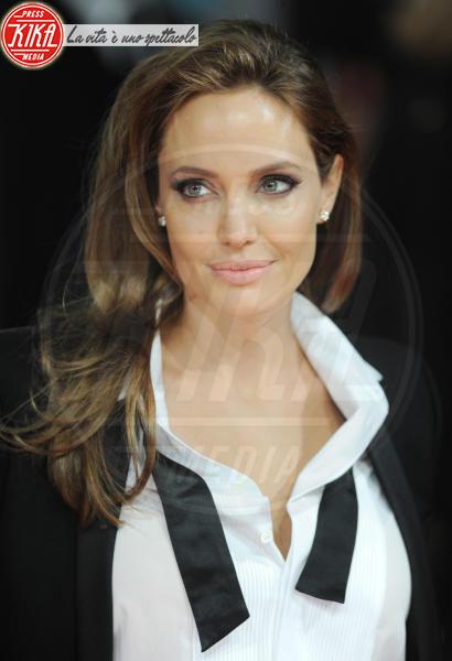 Angelina Jolie - Londra - 16-02-2014 - Angelina Jolie: