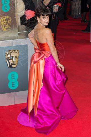 Lily Allen - Londra - 16-02-2014 - Ma come ti vesti? I look peggiori del 2014
