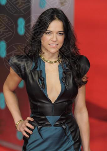 Michelle Rodriguez - Londra - 16-02-2014 - Bafta 2014: i Brangelina in doppio smoking