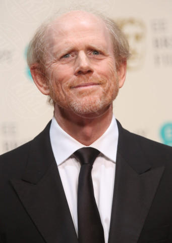 Ron Howard - Londra - 17-02-2014 - Ron Howard, il prossimo film si chiamerà The Girl Before