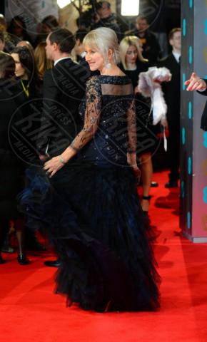 Helen Mirren - Londra - 16-02-2014 - Vade retro abito! Le scelte delle star ai BAFTA 2014