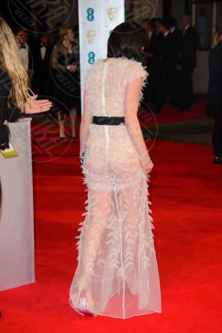 Lara Pulver - Londra - 16-02-2014 - Vade retro abito! Le scelte delle star ai BAFTA 2014