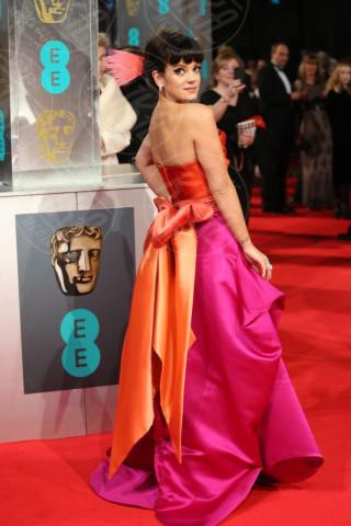 Lily Allen - Londra - 16-02-2014 - Vade retro abito! Le scelte delle star ai BAFTA 2014