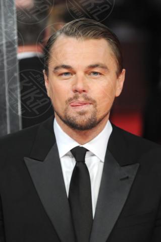 Leonardo DiCaprio - Londra - 16-02-2014 - Bafta 2014: i Brangelina in doppio smoking