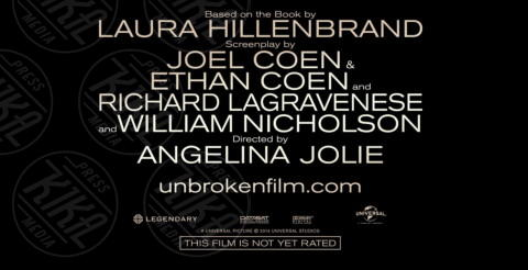 Unbroken - Los Angeles - 17-02-2014 - Unbroken: le prime immagini del nuovo film di Angelina Jolie