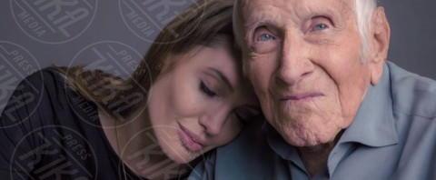 Louis Zamperini, Angelina Jolie - Los Angeles - 17-02-2014 - Unbroken: le prime immagini del nuovo film di Angelina Jolie