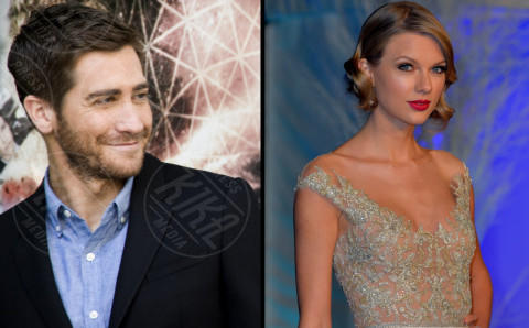 Taylor Swift, Jake Gyllenhaal - Londra - 26-11-2013 - Taylor Swift e Tom Hiddleston: ecco il bacio