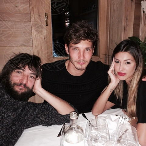 Stefano De Martino, Belen Rodriguez - Los Angeles - 17-02-2014 - Dillo con un tweet: Vieri-Galante: gli ex belli del calcio