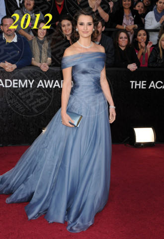 Penelope Cruz - Hollywood - 26-02-2012 - Oscar dell'eleganza 2010-2014: 5 anni di best dressed