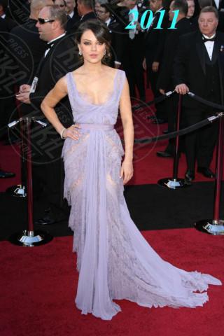 Mila Kunis - Hollywood - 27-02-2011 - Oscar dell'eleganza 2010-2014: 5 anni di best dressed
