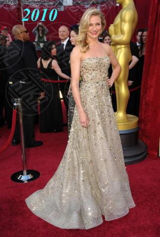 Cameron Diaz - Hollywood - 07-03-2010 - Oscar dell'eleganza 2010-2014: 5 anni di best dressed