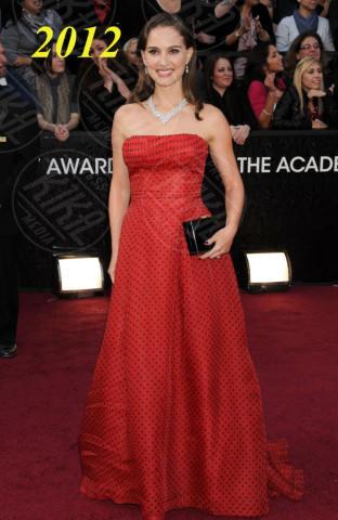 Natalie Portman - Hollywood - 26-02-2012 - Oscar dell'eleganza 2010-2014: 5 anni di best dressed