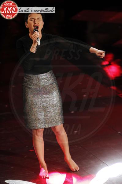 Arisa - Sanremo - 18-02-2014 - Cannes 2018: Kristen come Julia, piedi nudi sul red carpet