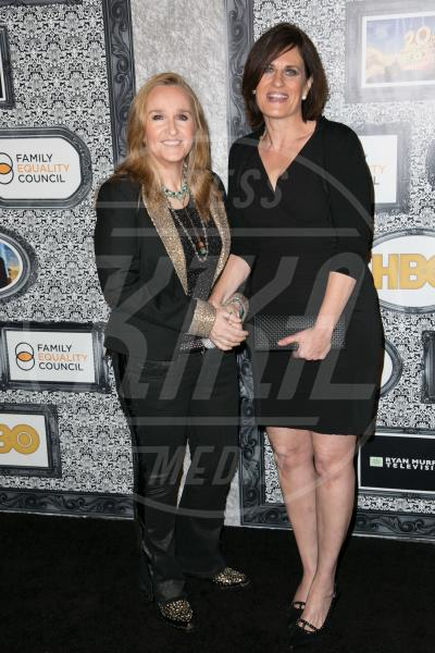 Linda Wallem, Melissa Etheridge - Los Angeles - 08-02-2014 - Cara, Michelle e le altre: quando lei & lei sono in coppia