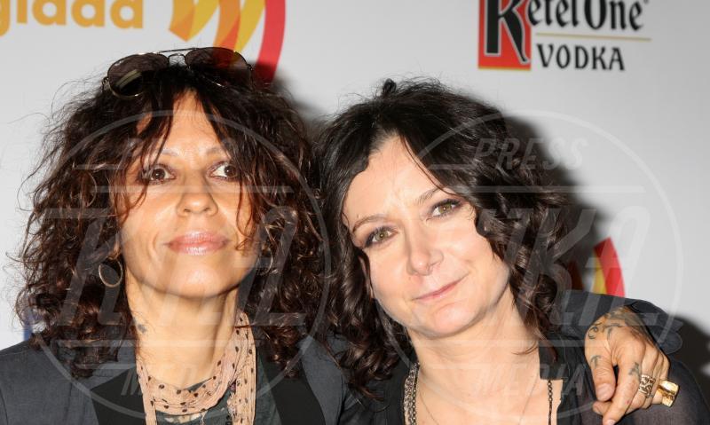 Linda Perry, Sara Gilbert - 21-04-2012 - Cara, Michelle e le altre: quando lei & lei sono in coppia