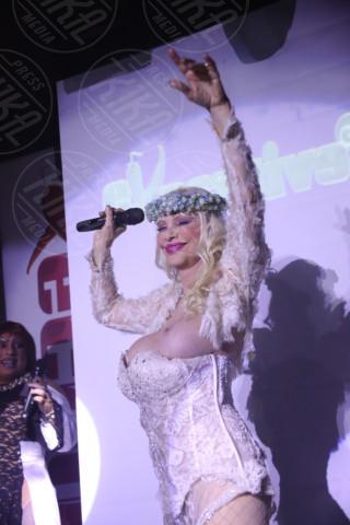 Ilona Staller - Milano - 19-02-2014 - Cicciolina ritorna con un sexy show a Milano