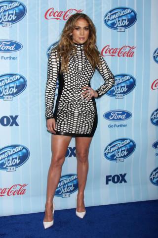 Jennifer Lopez - Westwood - 14-01-2014 - Chi lo indossa meglio: J Lo e le altre!