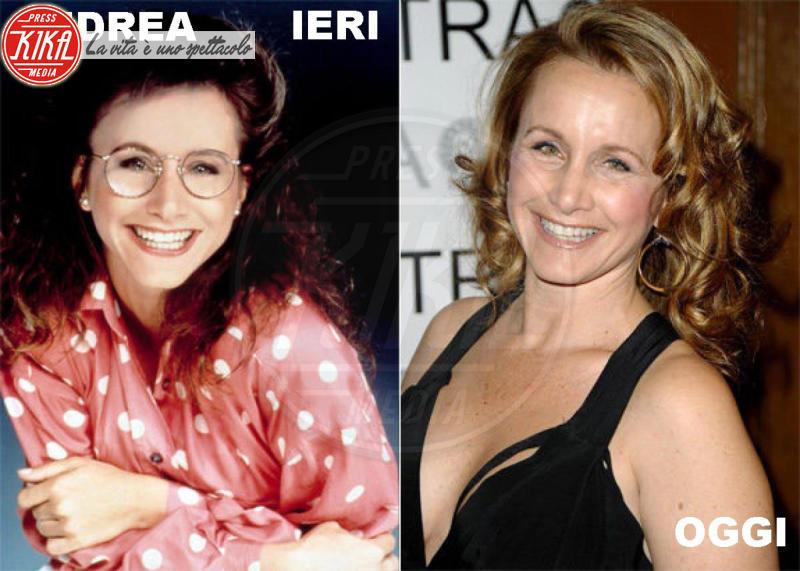 beverly hills 90210, Gabrielle Carteris - 19-02-2014 - Beverly Hills 90210: i protagonisti ieri e oggi
