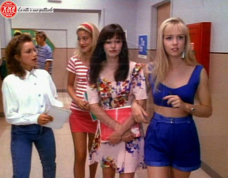 beverly hills 90210, Gabrielle Carteris, Shannen Doherty, Jennie Garth - 19-02-2014 - Shannen Doherty condivide sui social la sofferenza per il cancro