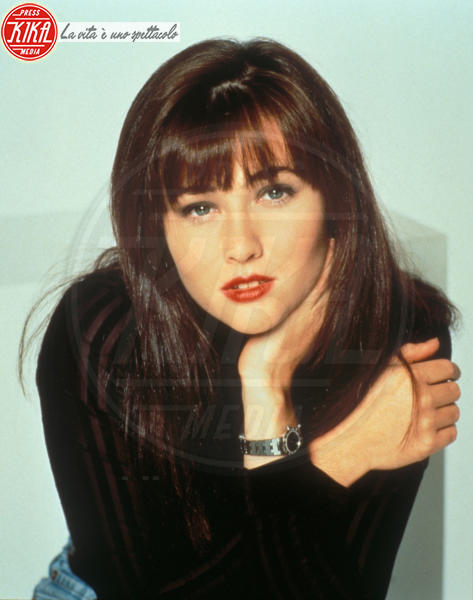 beverly hills 90210, Shannen Doherty - New York - 19-02-2014 - Beverly Hills 90210: arriva il tanto atteso reboot della serie