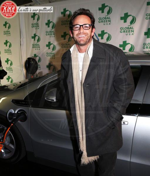 Luke Perry - 19-02-2014 - Luke Perry, il commovente incoraggiamento di Sharon Stone