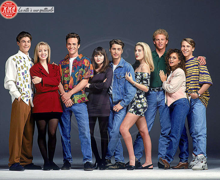 beverly hills 90210 - 19-02-2014 - Beverly Hills 90210: arriva il tanto atteso reboot della serie