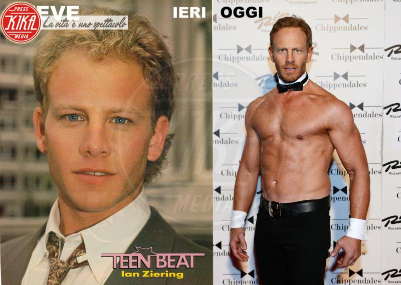 beverly hills 90210, Ian Ziering - 19-02-2014 - Beverly Hills 90210: i protagonisti ieri e oggi