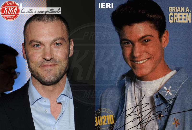 beverly hills 90210, Brian De Palma - New York - 19-02-2014 - Beverly Hills 90210: i protagonisti ieri e oggi