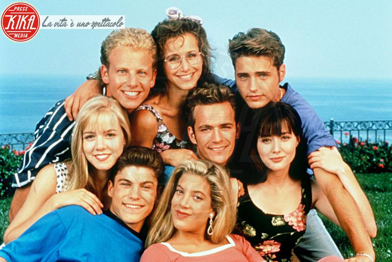 beverly hills 90210 - Beverly Hills - 19-02-2014 - Beverly Hills 90210: i protagonisti ieri e oggi