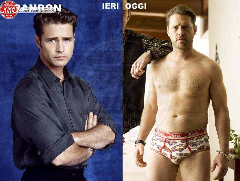 beverly hills 90210, Jason Priestley - 19-02-2014 - Beverly Hills 90210: i protagonisti ieri e oggi
