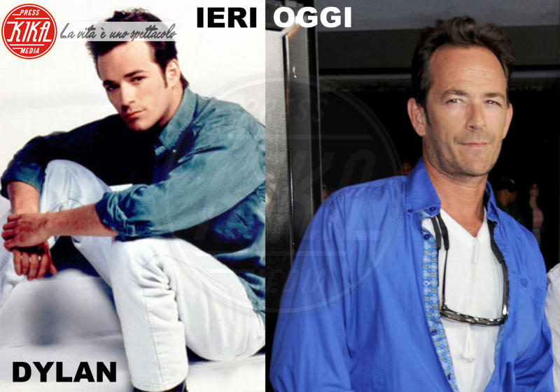 beverly hills 90210, Luke Perry - 19-02-2014 - Luke Perry shock: