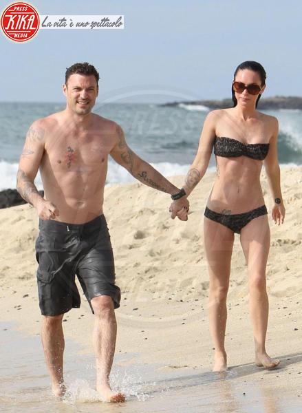 Megan Fox, Brian Austin Green - 19-02-2014 - David Gandy è diventato papà: ora anche lui è un DILF...