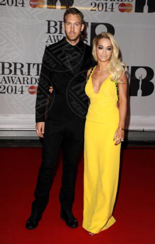 Rita Ora, Calvin Harris - Londra - 19-02-2014 - Calvin Harris: cara Taylor, ecco la mia vendetta!