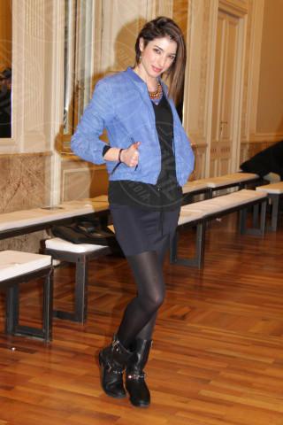 Margherita Zanatta - Milano - 19-02-2014 - Margherita Zanatta: