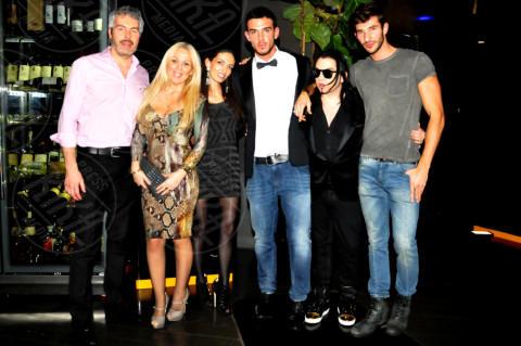 Joshua Fenu - 19-02-2014 - Milano Fashion Week: Nina Moric in versione Morticia Addams