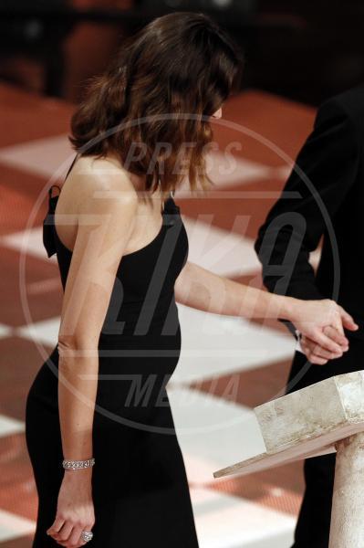 Kasia Smutniak - Sanremo - 20-02-2014 - Kasia Smutniak di nuovo incinta? Spunta un pancino all'Ariston
