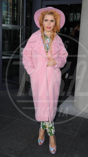 Paloma Faith - Manchester - 21-02-2014 - Inverno grigio? Rendilo romantico vestendoti di rosa!